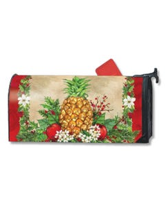 Holiday Pineapple MailWrap