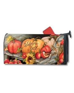 Welcome Fall Pumpkins MailWrap