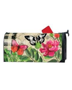 Butterflies in Check MailWrap