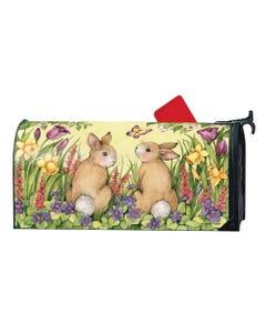 Springtime Bunny MailWrap