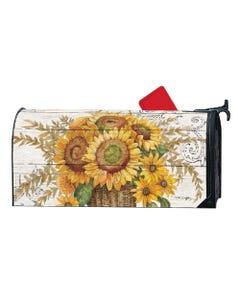 Farmhouse Sunflower MailWrap