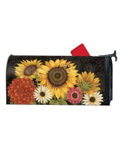 French Flowers MailWrap