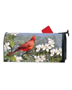 Cardinal in Blossoms MailWrap