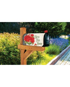 Geranium Blooms MailWrap