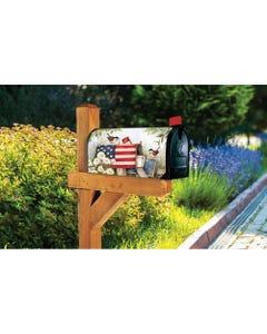 Patriotic Mailbox MailWrap