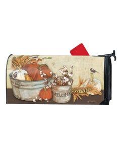 Farmhouse Pumpkins MailWrap