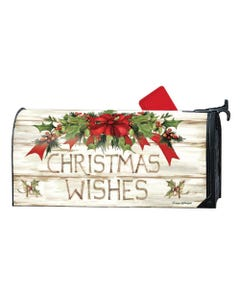 Christmas Wishes MailWrap