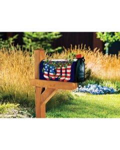 Patriotic Stockings MailWrap
