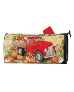 Pumpkin Delivery MailWrap