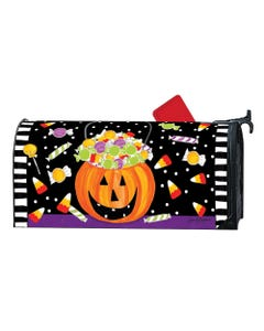 Halloween Candy MailWrap