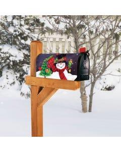 Frosty Friends MailWrap