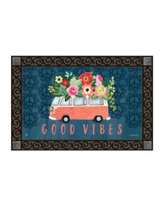 Good Vibes MatMate