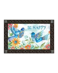 Happy Bluebirds MatMate