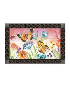 Butterfly Blossoms MatMate