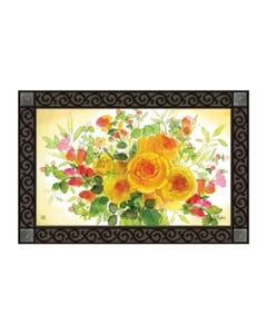 Yellow Roses MatMate