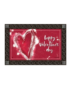 Valentine Heart MatMate