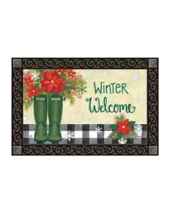 Winter Wellies MatMate