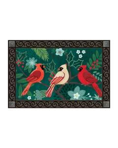 Boho Cardinals MatMate