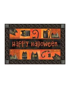 Halloween Cats MatMate