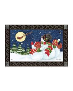 Santa Trackers MatMate
