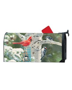 Winter Birds OS MailWrap