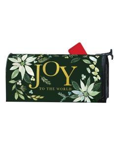 Poinsettia Joy OS MailWrap