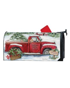 Christmas Tree Farm OS MailWrap