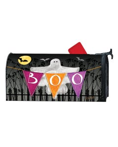 Halloween Ghost OS MailWrap