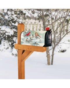 Winter Bird Feeding OS MailWrap