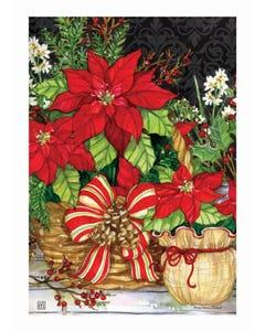Christmas Beauty Garden Flag