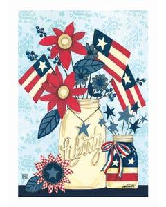 Liberty Flags Garden Flag