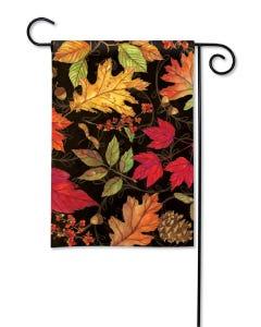 Autumn Symphony Garden Flag