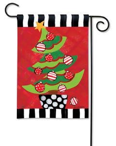 Whimsy Tree Garden Flag
