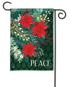 Winter Garden Garden Flag