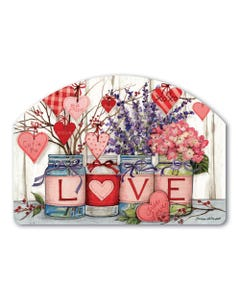 Filled With Love Yard DeSign
