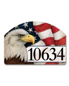 American Eagle Yard DeSign