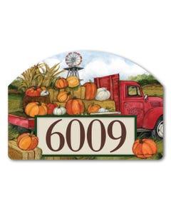 Pumpkins for Sale Yard DeSign
