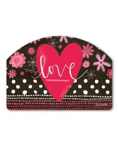 Valentine Love Yard DeSign