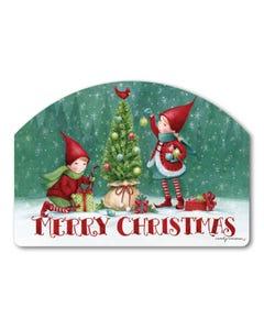 Christmas Elves Yard DeSign