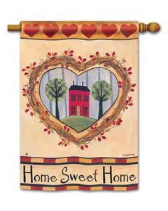 CLR No Place Like Home DS Std Flag