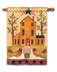 CLR Bird Homestead Standard Flag
