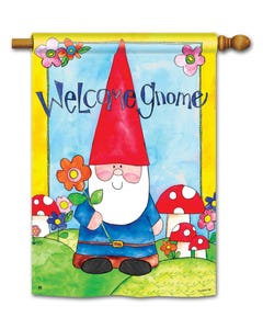 CLR Welcome Gnome Standard Flag