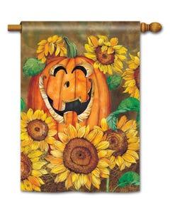 CLR Sunflower Jack Standard Flag
