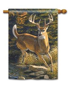 CLR Whitetail Buck Standard Flag