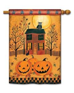 CLR Halloween Glow Standard Flag