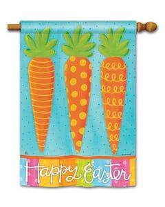 CLR Bunny Delight DS Standard Flag