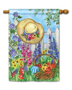 CLR Springtime Beauty Standard Flag