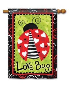 CLR Love Bug Standard Flag