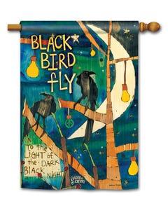 CLR Blackbird Standard Flag