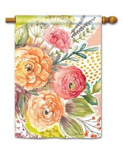 Fresh Flowers Standard Flag